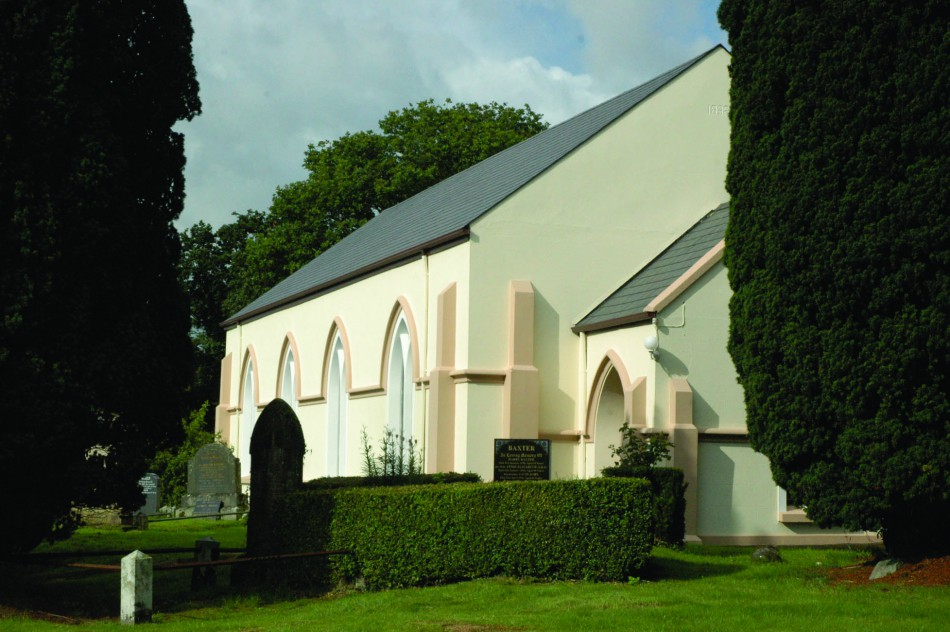 Trentagh Church